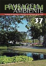 revista paisagem e ambiente espaços livres publicação evy hannes