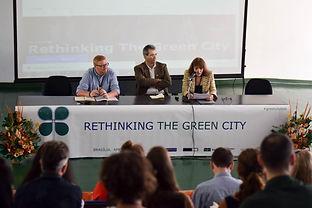 rethinking the green city brasília ian mell