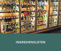 Kursus om ingrediensliste