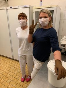 Pro vaření i rozvoz jídla platí v NutricBistru přísná hygienická pravidla. Zdroj: NutricBistro.cz