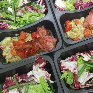 Lowcarb: nízkosacharidová krabičková dieta pro hubnutí