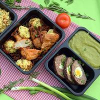FIT krabičkové stravování pro zdravý život