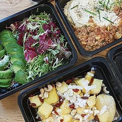 Vegetarián krabičkové stravování