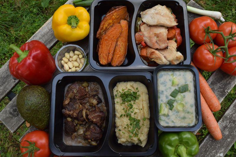 Krabičková dieta vám pomůže změnit své stravovací návyky.
