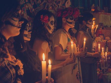 El día de los muertos; cuando nuestros difuntos regresan