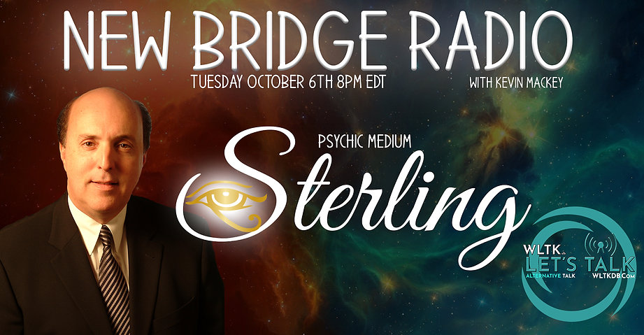 Sterling Psychic Medium Radio Show Graph