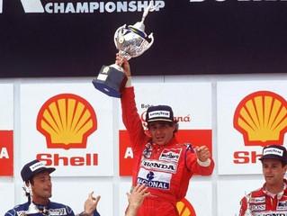 Você está pressionado ou está no comando? Você consegue ser como o Ayrton Senna?