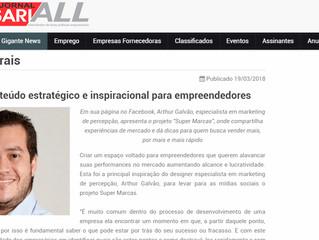 Projeto leva conteúdo estratégico e inspiracional para empreendedores - Jornal Empresariall