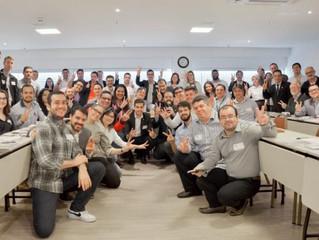 Revista ES Brasil - Organização internacional de negócios forma primeiro grupo no ES