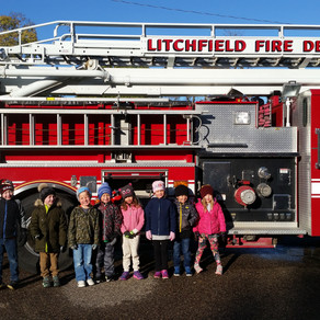 Fire Safety with the Litchfield Fire Department