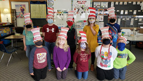 Celebrating Dr. Seuss with Green Eggs and Ham