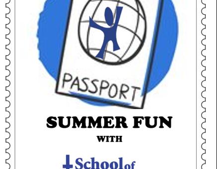 Passport Summer Fun