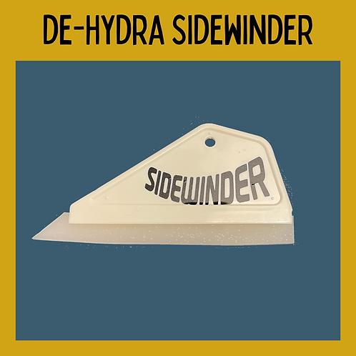 DE-HYDRA Sidewinder extractor finishing tool