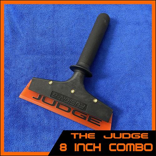 "The Judge - 8"" Windshield/Back Glass Combo"