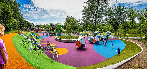Verona Park Playground