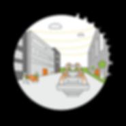 Redesign icon, Arterial, Arterial Street Design, Arterial LLC