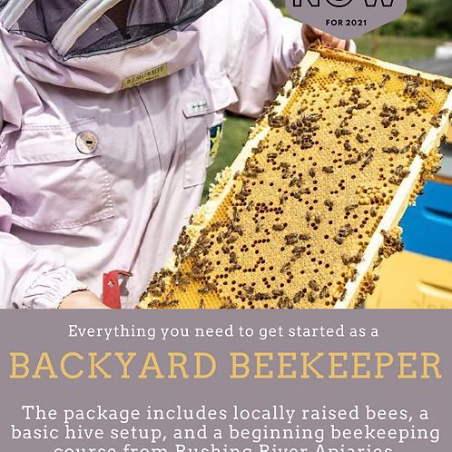 Backyard Beekeeper Start-Up Package
