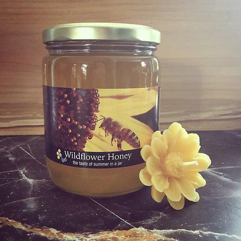 Wildflower Honey (500 mL)