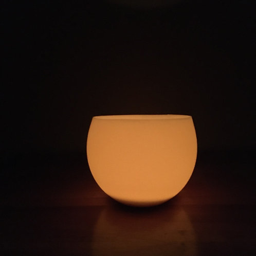 Pure Beeswax Luminary