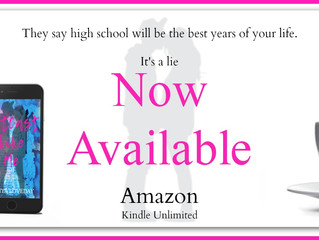 Outcast Like Me - Now Available!