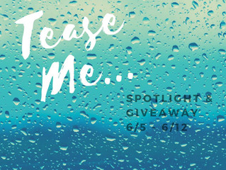 Tease Me Spotlight and Giveaway!