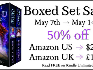 Boxed Set 50% Off!