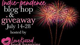 Indie-Pendence Blog Hop & Giveaway!