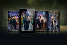 The Night Watchmen Series, Book 1 by Candace Knoebel