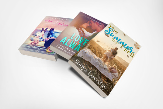 Books by Sonya Loveday