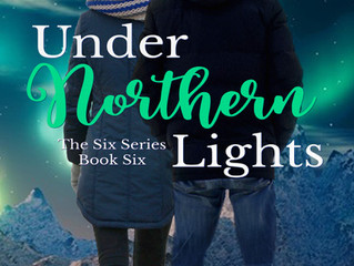 Under Northern Lights - Cover of the Month Contest