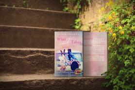 What It Takes, A Dirt Road Love Story, by Sonya Loveday