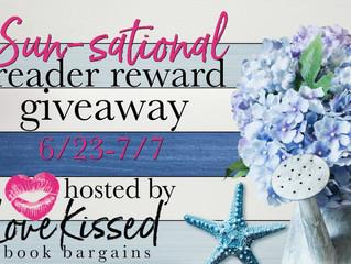 Sun-Sational Reader Reward Giveaway!