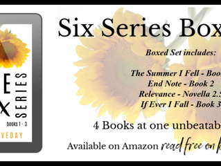 Six Series Boxed Set!