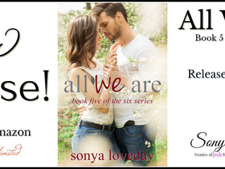 New Release - All We Are