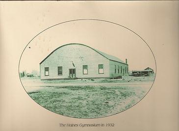 Haines Museum Gymnasium 1932.jpg
