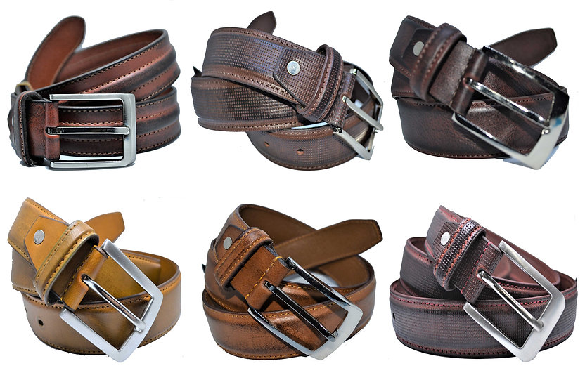 Designer Leather Casual & Formal Belt
