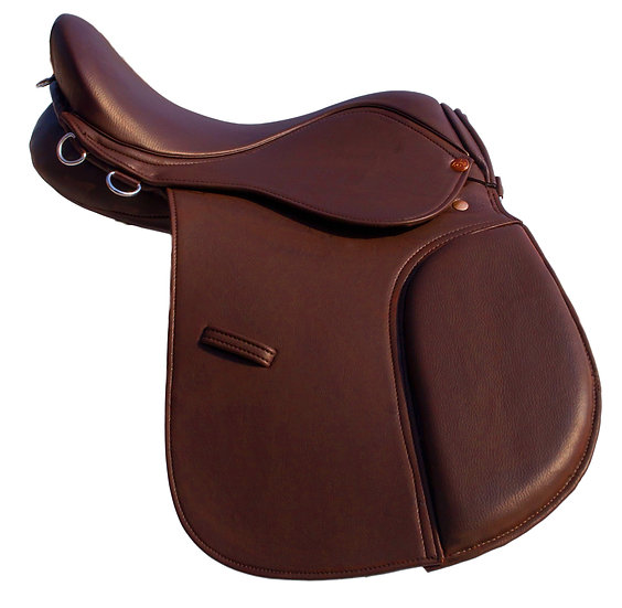 SYNTHETIC EXTRA WIDE SADDLE