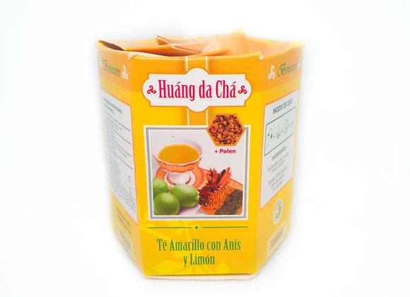 Té Amarillo - Colmena