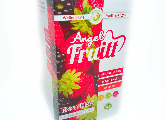 Fruitt / Fresa - Mora