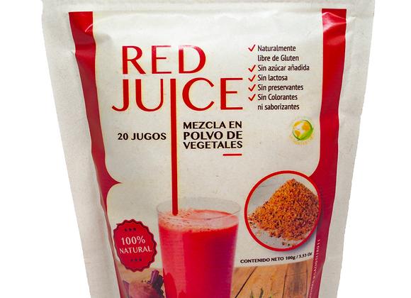 Red Juice (Jugo Rojo)