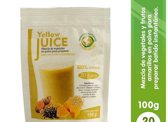 Yellow Juice (Jugo Amarillo)