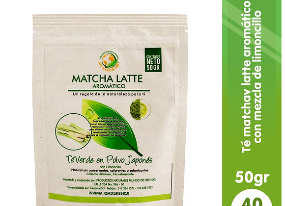 Matcha Aromatico X 50grs