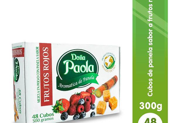 Aromática de Panela Frutos Rojos x 3 unidades