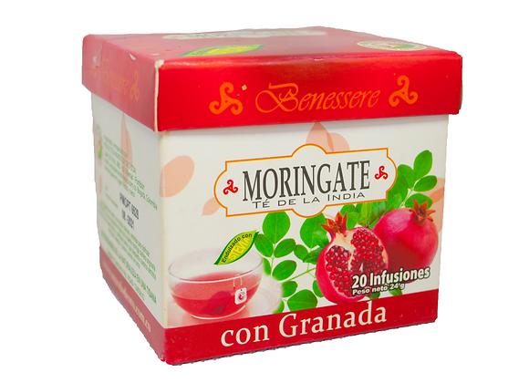 Moringa Té Granada