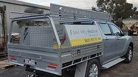 trailer & trays