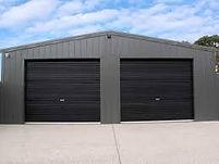 Eureka Garage & sheds
