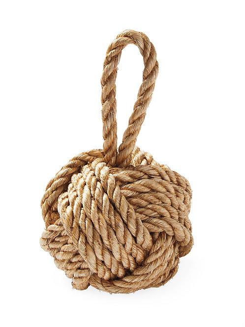 Rope Knot Door Stopper