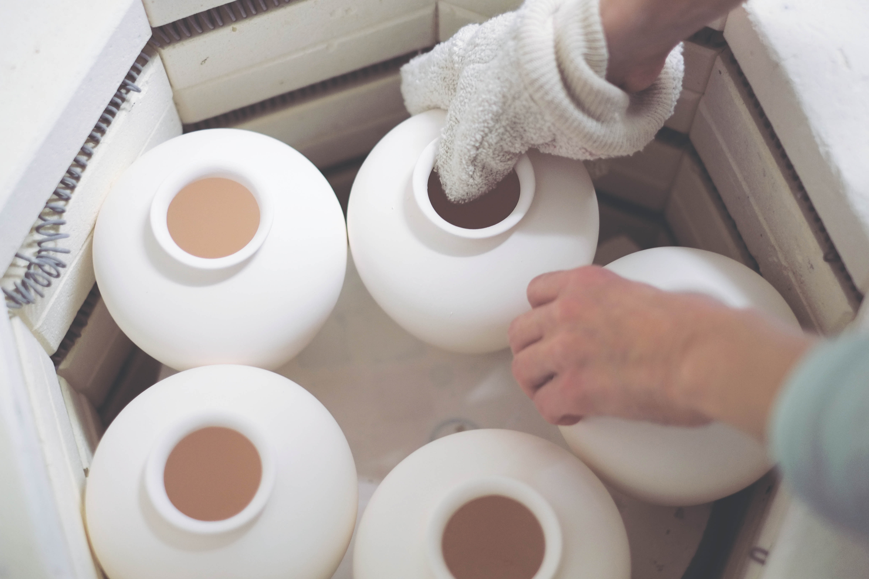 vase manufactory handarbeit