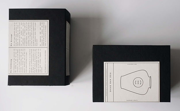 Felix Sandberg - Verpackungsdesign