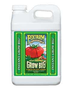 FOX FARM GROW BIG 2.5 GALLON